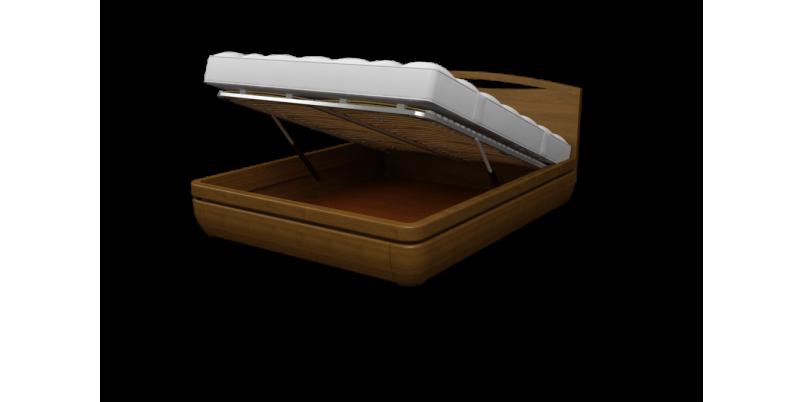 Кровать TORIS «Тау 1» Серия Сорен