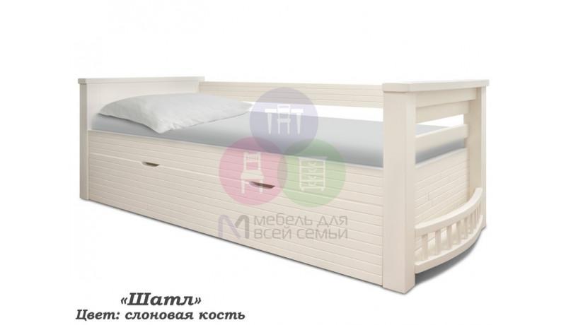 Детская кровать «Шатл»