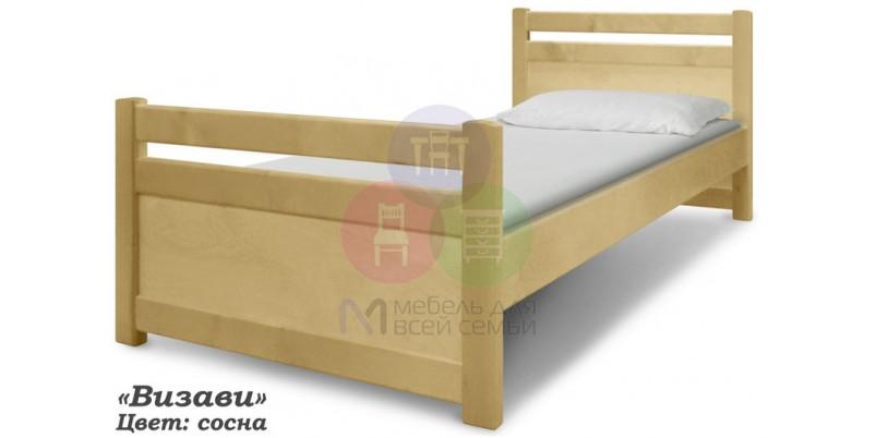 Кровать «Визави»
